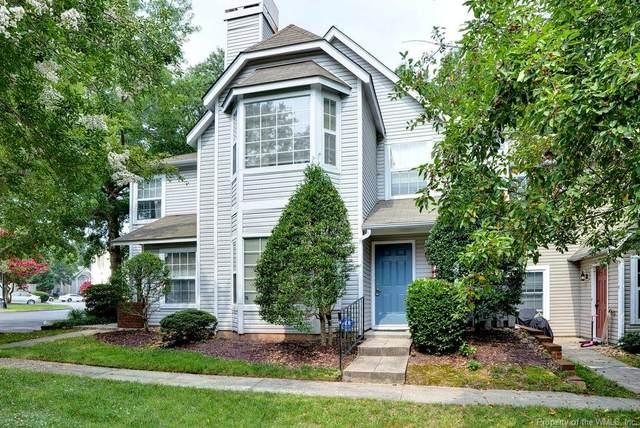 111 Stratford Drive F, Williamsburg, VA 23185 (MLS #2103085) :: Howard Hanna Real Estate Services