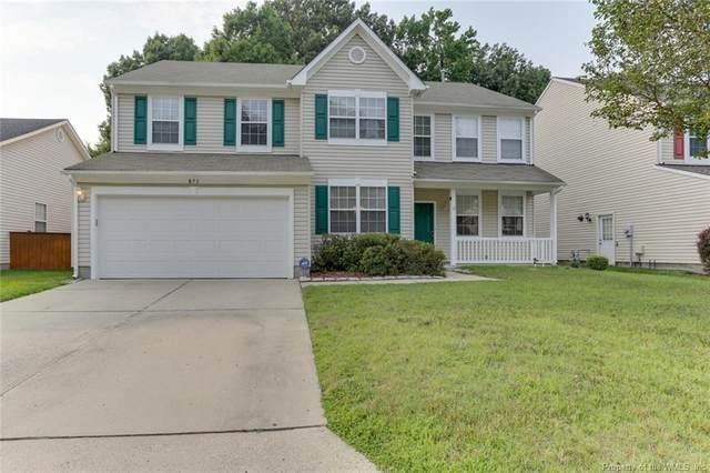 871 Holbrook Drive, Newport News, VA 23602 (MLS #2103090) :: Howard Hanna Real Estate Services