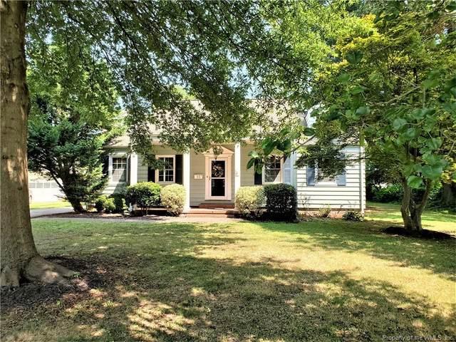 32 Ivy Home Road, Hampton, VA 23669 (#2103106) :: Atlantic Sotheby's International Realty