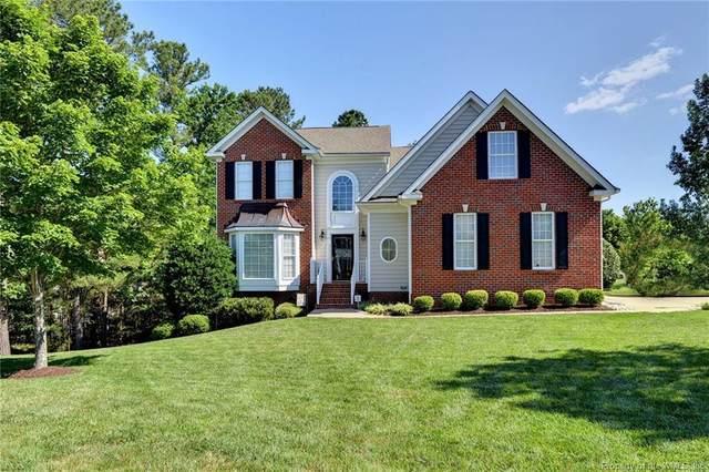 9301 Marrin Court, Toano, VA 23168 (MLS #2103127) :: Howard Hanna Real Estate Services