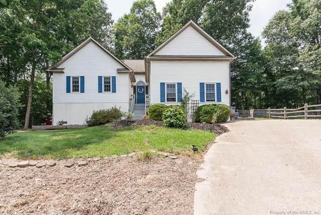 3826 Fox Hollow, Williamsburg, VA 23188 (#2103134) :: Abbitt Realty Co.