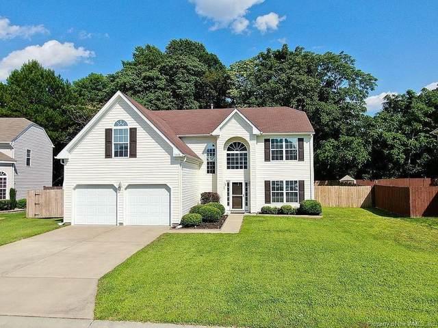3448 Frederick Drive, Toano, VA 23168 (MLS #2103144) :: Howard Hanna Real Estate Services