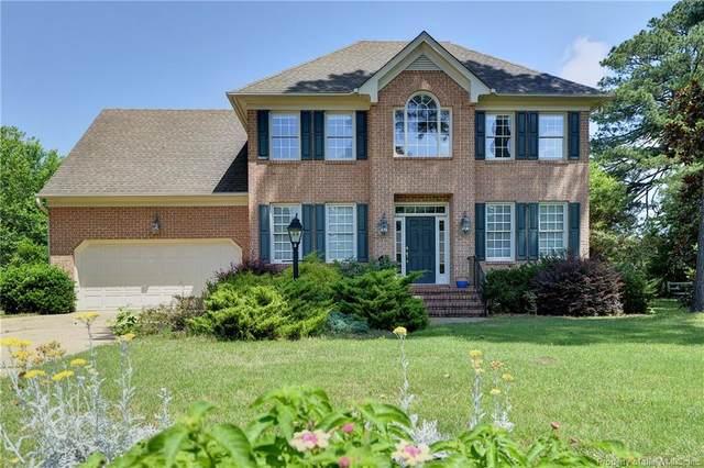 313 Waltz Farm Drive, Williamsburg, VA 23185 (#2103152) :: Abbitt Realty Co.