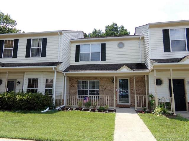 306 Crescent Court, Yorktown, VA 23693 (#2103157) :: The Bell Tower Real Estate Team
