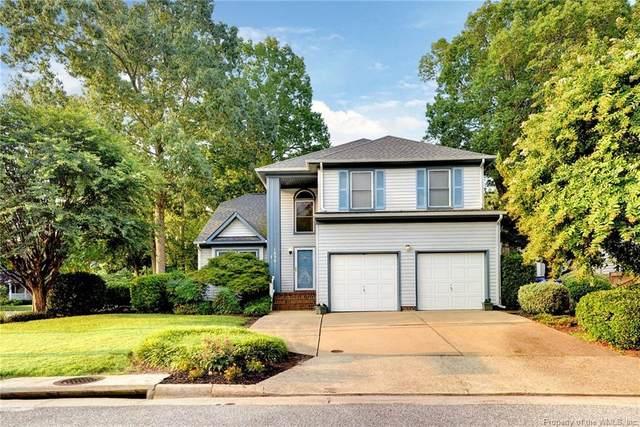 1630 Winthrope Drive, Newport News, VA 23602 (MLS #2103166) :: Howard Hanna Real Estate Services