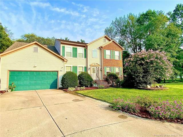 101 Silver Fox Trace, Yorktown, VA 23693 (#2103172) :: The Bell Tower Real Estate Team