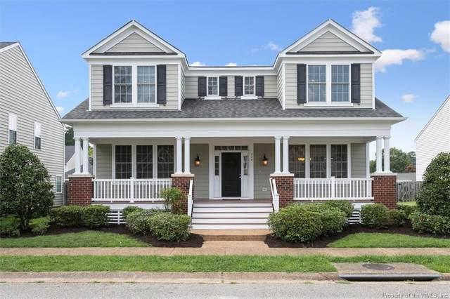 204 Lewis Burwell Place, Williamsburg, VA 23185 (#2103177) :: Atlantic Sotheby's International Realty