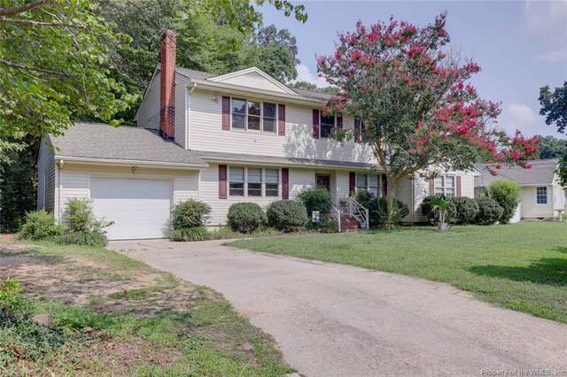 115 Hermitage Road, Newport News, VA 23606 (#2103180) :: The Bell Tower Real Estate Team