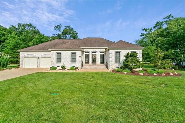 102 Water Fowl Drive, Yorktown, VA 23692 (MLS #2103181) :: Howard Hanna Real Estate Services