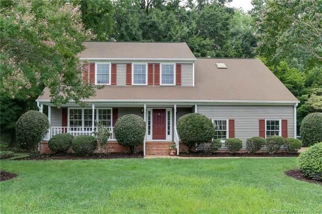 129 Stone Lake Court, Yorktown, VA 23693 (MLS #2103184) :: Howard Hanna Real Estate Services