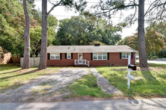 100 Carraway Terrace, Yorktown, VA 23692 (MLS #2103189) :: Howard Hanna Real Estate Services