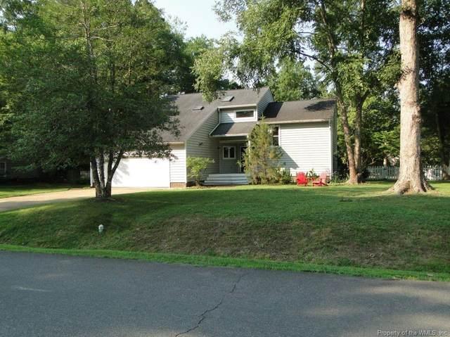 3333 Timber Ridge, Williamsburg, VA 23185 (MLS #2103195) :: Howard Hanna Real Estate Services