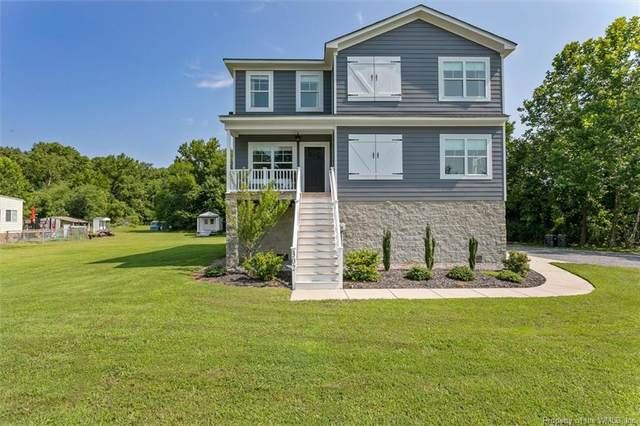 302 Carys Chapel Road, Yorktown, VA 23693 (#2103230) :: The Bell Tower Real Estate Team