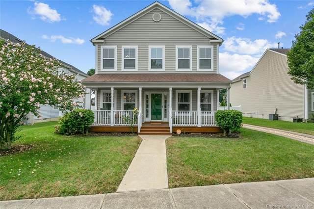 3 Regal Way, Hampton, VA 23669 (MLS #2103237) :: Howard Hanna Real Estate Services