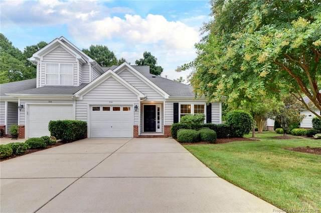 206 Wingate Drive, Williamsburg, VA 23185 (MLS #2103265) :: Howard Hanna Real Estate Services