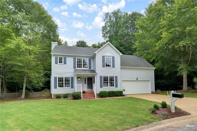 3016 Holly Brook Drive, Williamsburg, VA 23185 (MLS #2103267) :: Howard Hanna Real Estate Services