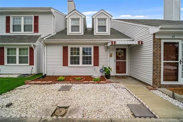 43 Parkway Drive, Hampton, VA 23669 (MLS #2103278) :: Howard Hanna Real Estate Services