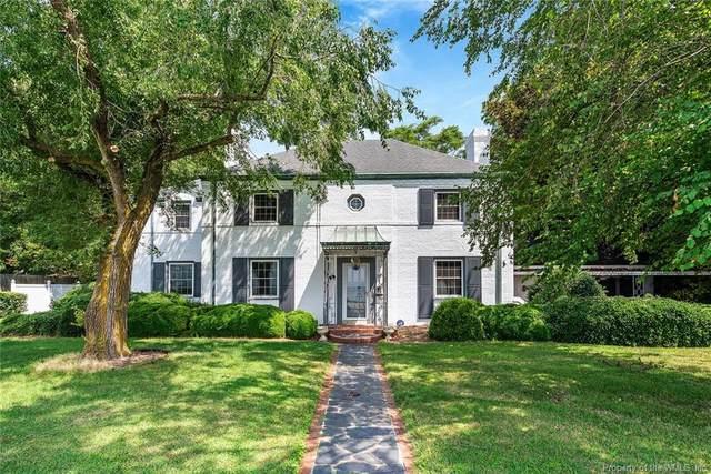 3531 Chesapeake Avenue, Hampton, VA 23661 (MLS #2103280) :: Howard Hanna Real Estate Services