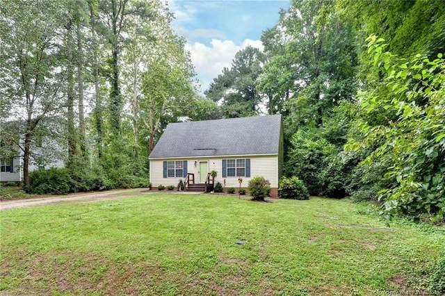 132 King Henry Way, Williamsburg, VA 23188 (MLS #2103284) :: Howard Hanna Real Estate Services