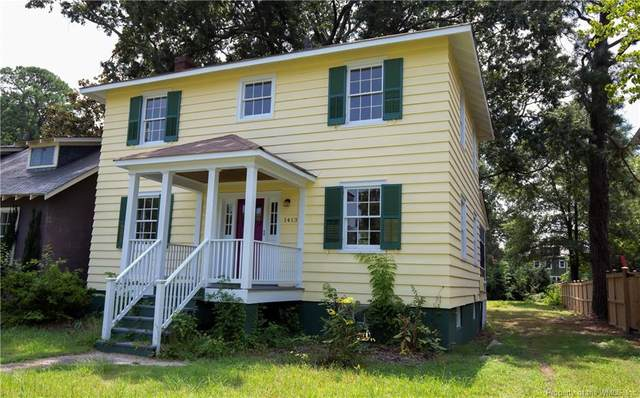 1413 W Laburnum Avenue, Richmond, VA 23227 (#2103505) :: Atlantic Sotheby's International Realty