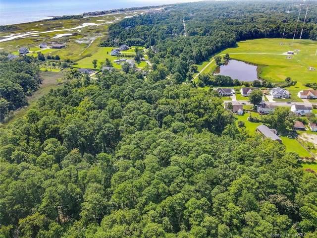 336 Hall Road, Hampton, VA 23664 (#2103550) :: Atlantic Sotheby's International Realty