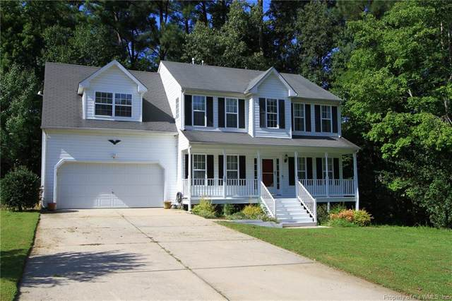 3908 Blue Ridge Court, Williamsburg, VA 23188 (#2103613) :: Atlantic Sotheby's International Realty