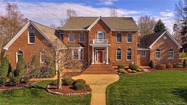 121 Sir Thomas Lunsford Drive, Williamsburg, VA 23185 (#2103653) :: Atlantic Sotheby's International Realty