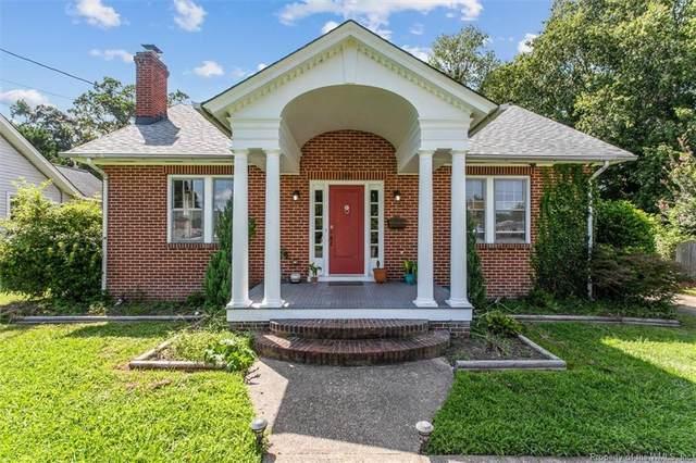 227 Hampton Roads Avenue, Hampton, VA 23661 (#2103667) :: Atlantic Sotheby's International Realty