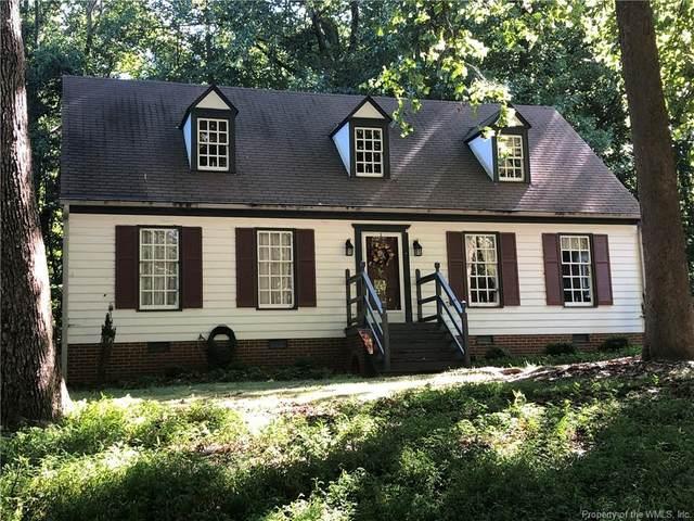 249 Tutters Neck, Williamsburg, VA 23185 (#2103672) :: Atlantic Sotheby's International Realty