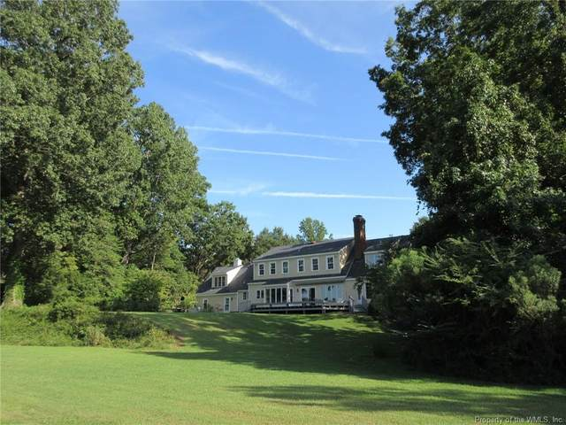 1110 Wormley Creek Drive, Yorktown, VA 23692 (#2103711) :: The Bell Tower Real Estate Team