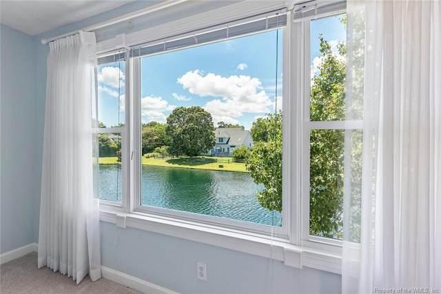 212 Mainsail Drive #16, Hampton, VA 23664 (#2103765) :: Atlantic Sotheby's International Realty