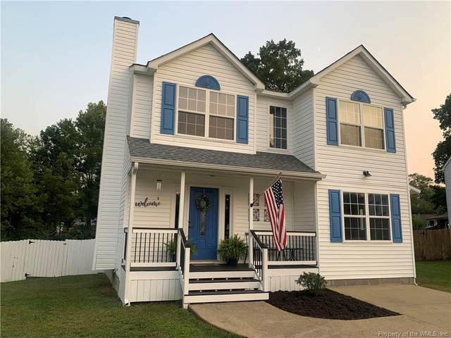 216 Bruton Drive, Williamsburg, VA 23185 (#2103782) :: The Bell Tower Real Estate Team