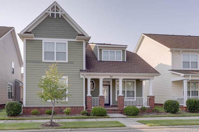 34 Rockingham Drive, Hampton, VA 23669 (#2103783) :: Atlantic Sotheby's International Realty