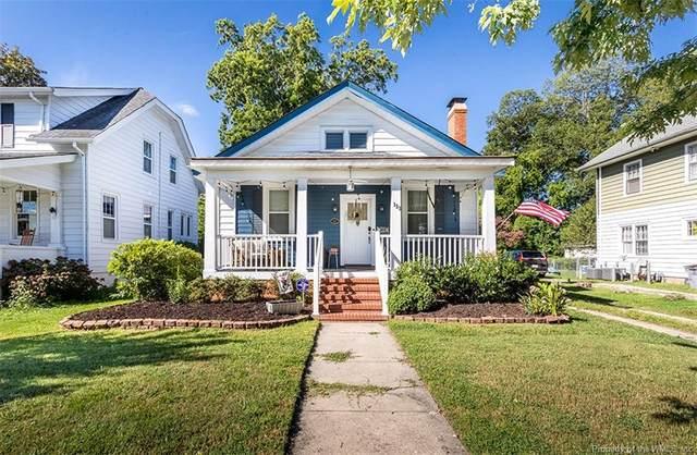 133 Pocahontas Place, Hampton, VA 23661 (#2103792) :: Atlantic Sotheby's International Realty