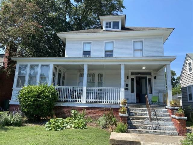 133 Pochin Place, Hampton, VA 23661 (#2103796) :: Atlantic Sotheby's International Realty