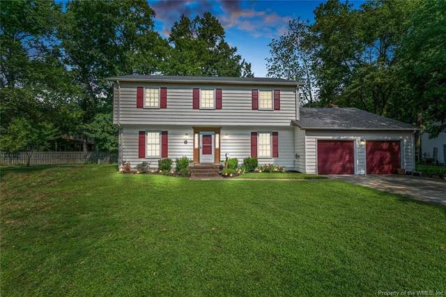 6 Blackwater Lane, Hampton, VA 23669 (#2103799) :: Atlantic Sotheby's International Realty