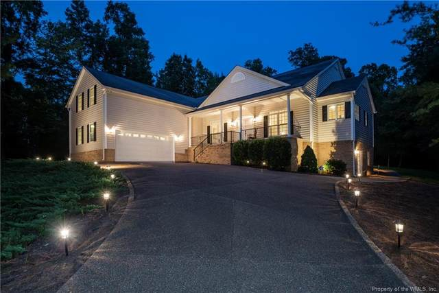 100 Lakewood Drive, Williamsburg, VA 23185 (#2103804) :: Atlantic Sotheby's International Realty