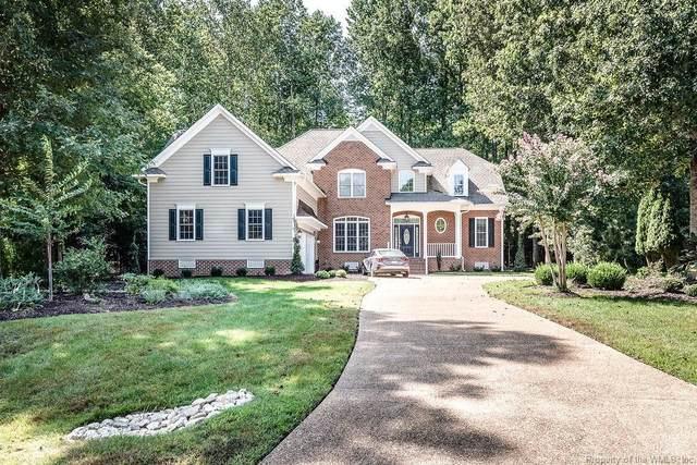 3128 Bent Tree Lane, Toano, VA 23168 (#2103834) :: Abbitt Realty Co.