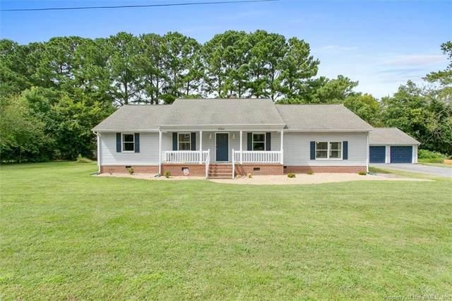718 Poquoson Avenue A, Poquoson, VA 23662 (#2103860) :: The Bell Tower Real Estate Team