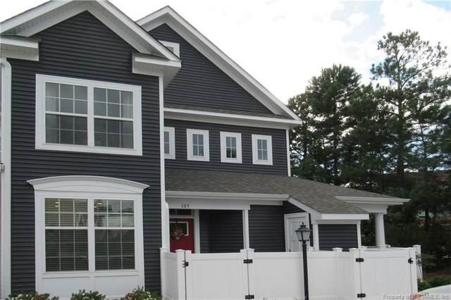 103 Promenade Lane #0103, Williamsburg, VA 23185 (#2103904) :: The Bell Tower Real Estate Team
