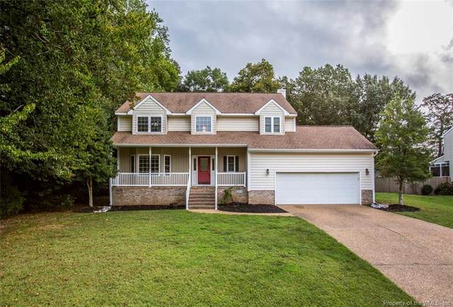 3409 Indian Path, Williamsburg, VA 23188 (#2103920) :: The Bell Tower Real Estate Team