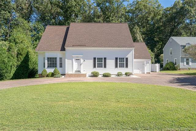 7682 Turlington Road, Toano, VA 23168 (#2103929) :: The Bell Tower Real Estate Team