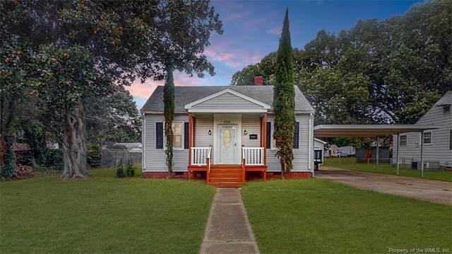 619 Decatur Street, Newport News, VA 23605 (#2104205) :: Abbitt Realty Co.