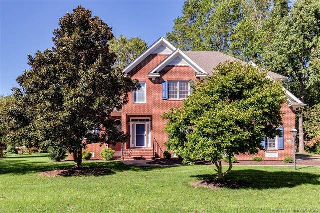 409 Magnolia Drive, Williamsburg, VA 23185 (#2104212) :: Abbitt Realty Co.