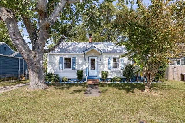 712 Grove Street, Hampton, VA 23664 (#2104242) :: Abbitt Realty Co.