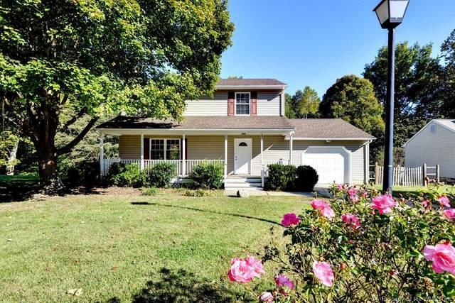 113 Hickory Hills Drive, Williamsburg, VA 23185 (#2104272) :: Atlantic Sotheby's International Realty