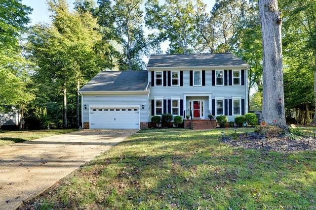 2809 Warbler Place, Williamsburg, VA 23185 (#2104294) :: Abbitt Realty Co.