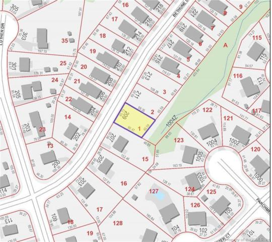 209 Bethune Drive, Williamsburg, VA 23185 (MLS #1827508) :: Chantel Ray Real Estate