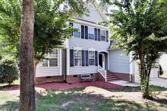 108 George Wilson Court, Williamsburg, VA 23188 (#1830381) :: Abbitt Realty Co.