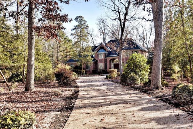 2096 Hornes Lake Road, Williamsburg, VA 23185 (MLS #1832774) :: Explore Realty Group